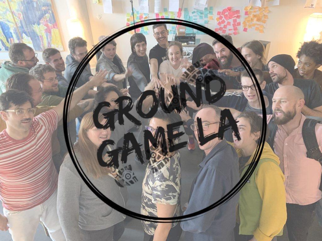 ground game la_logo
